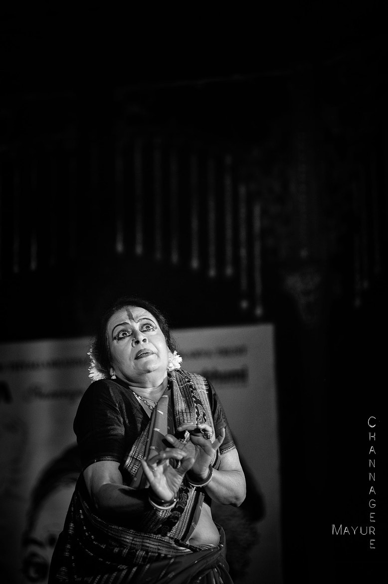 Photograph Dr. Sonal Mansingh Odissi by Mayur Channagere on 500px