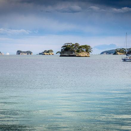 Matsushima bay, Panasonic DMC-TX1