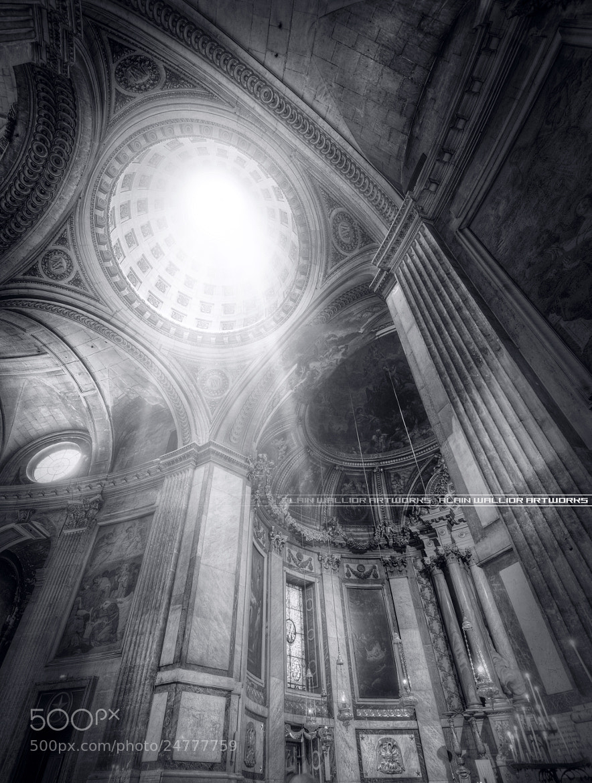 Photograph Divin  by Alain Wallior on 500px