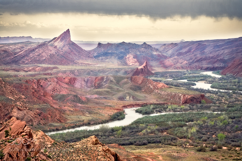 Photograph San Juan River, Utah by Whit Richardson on 500px