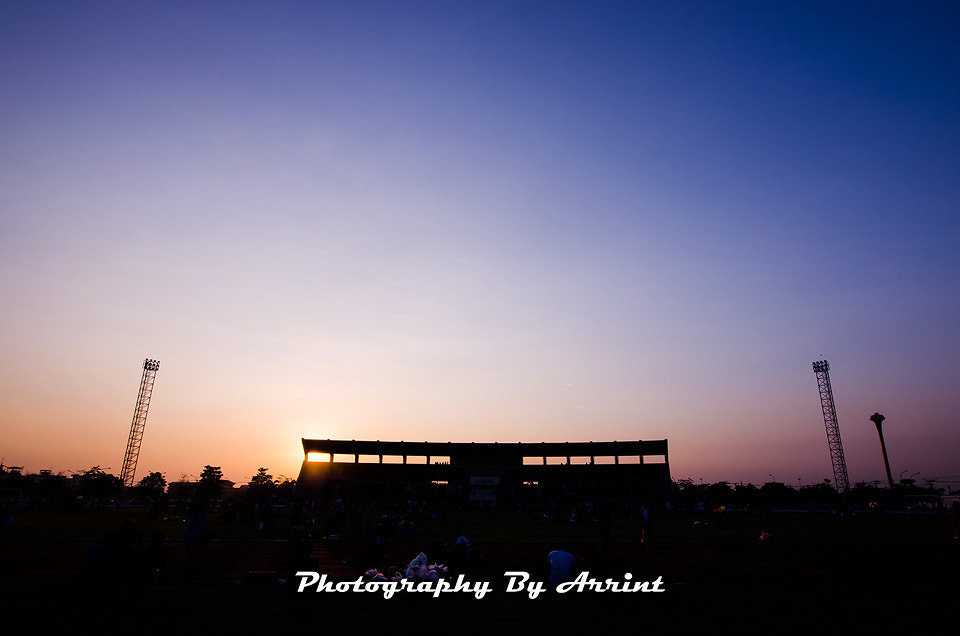 Photograph Sunset from KMITL by Thanaratch Arrint on 500px