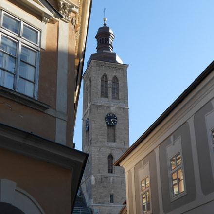 Clock Tower, Nikon COOLPIX S2600