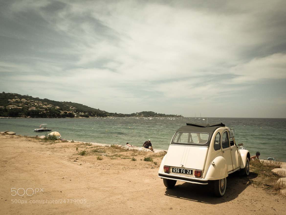 Photograph Beach, Ajaccio Korsika by Marcel Brewe on 500px