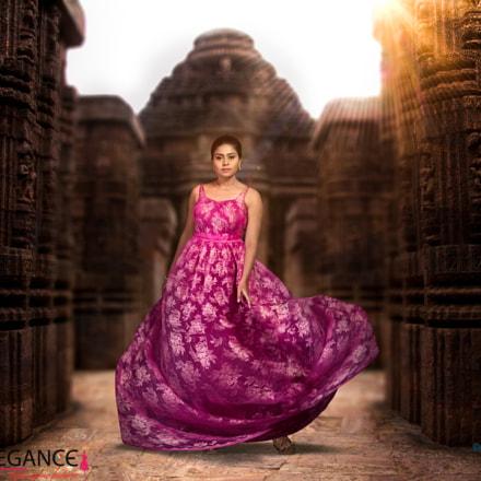 Pink girl, Nikon E5700