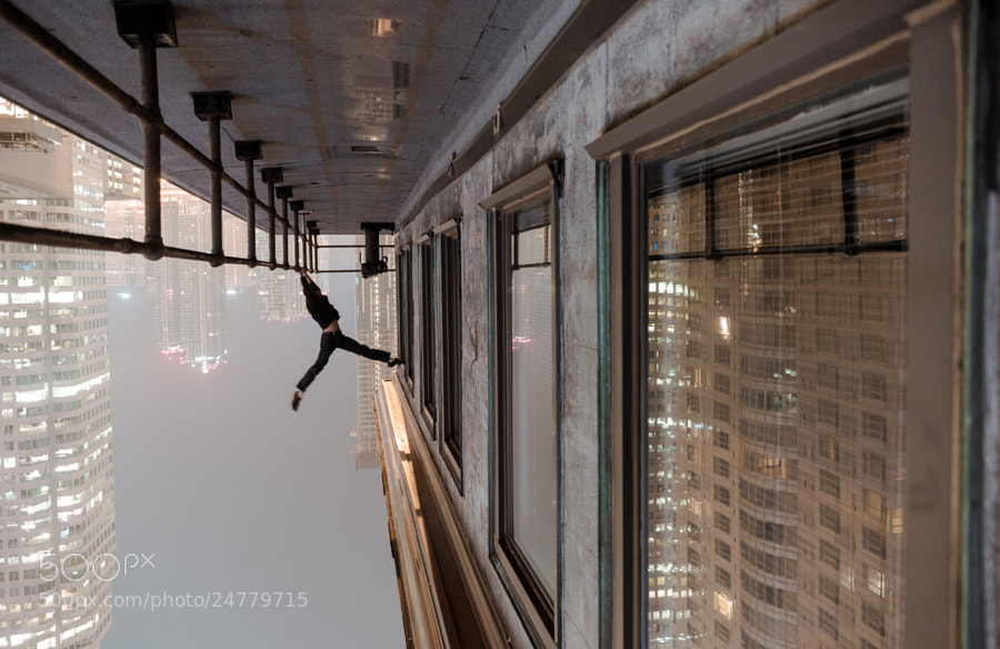 Photograph Hung up by Roof Topper on 500px