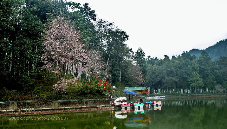 Photograph Lampokhari (lake) of Aritar by Santanu Banerjee on 500px