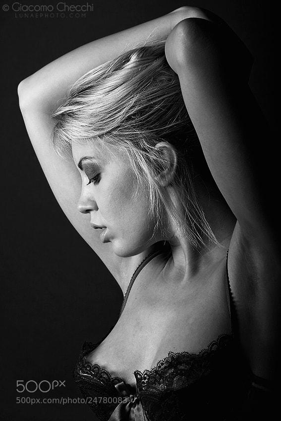 Photograph  Arianna Grimoldi by Giacomo Checchi on 500px
