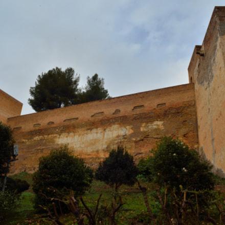 Alhambra, Nikon D7000, Sigma 18-125mm F3.5-5.6 DC