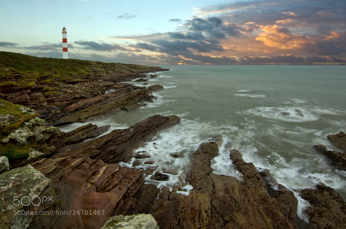 Photograph Tarbat Ness Lighthouse by Rafal Kwiatkowski on 500px