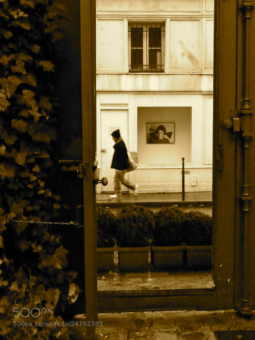 Photograph Exit from a Parisian private mansion by Arnaud  on 500px