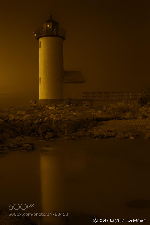 Photograph Annisquam Lighthouse  by Lisa Lettieri on 500px