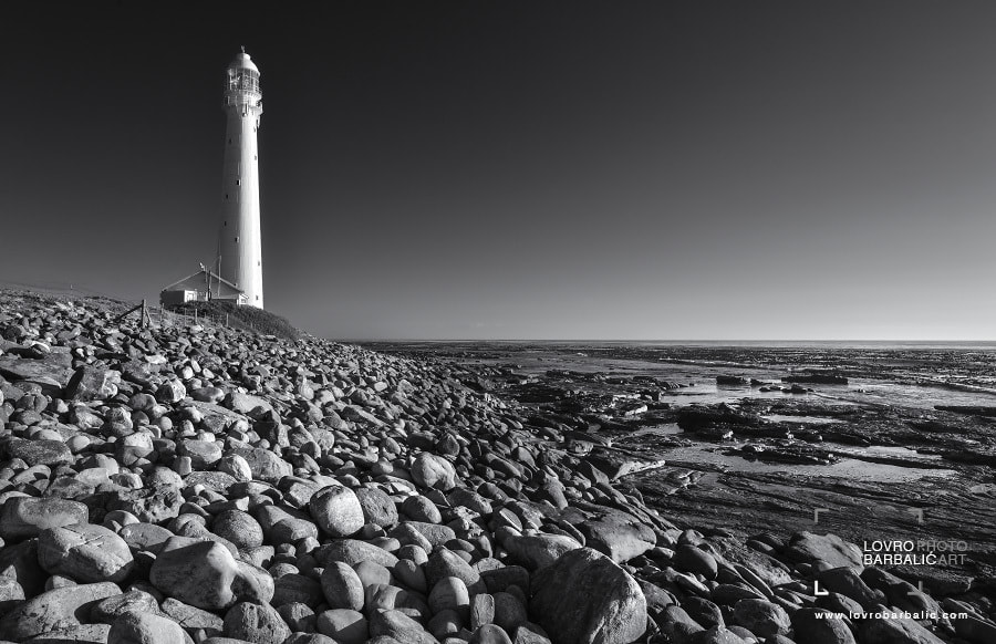 Photograph Kommetjie lighthouse by Lovro Barbalic on 500px