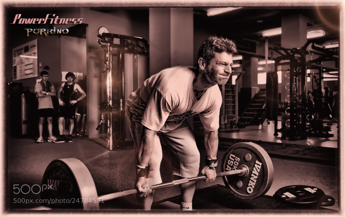 Photograph Powerfitness  by juan pablo  fernandez simil on 500px