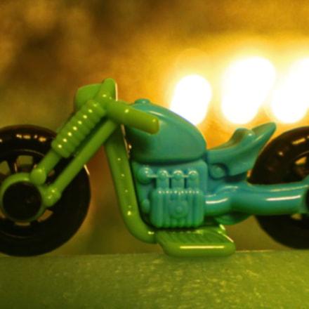 Macro/Spielzeug, Canon EOS 400D DIGITAL