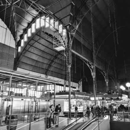 M.G. Central market of Tarragona