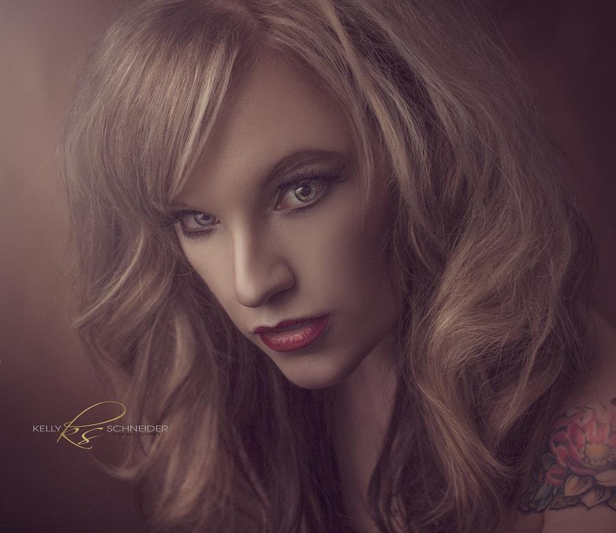 Kaitlyn by Kelly Schneider on 500px.com