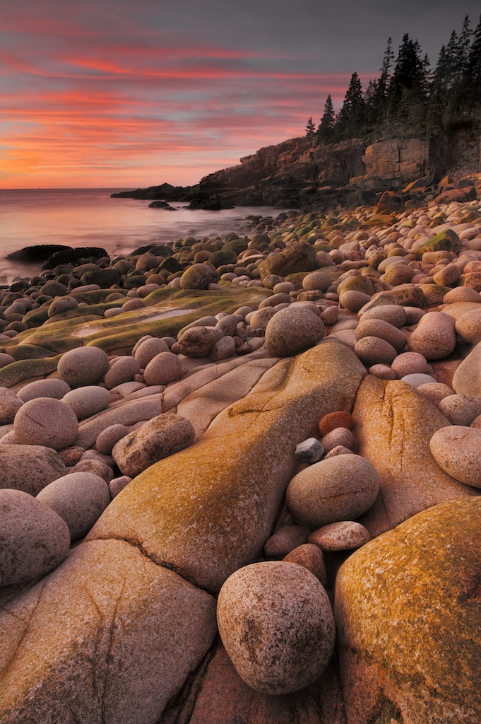 Photograph Rocky cove by Tony Sweet on 500px