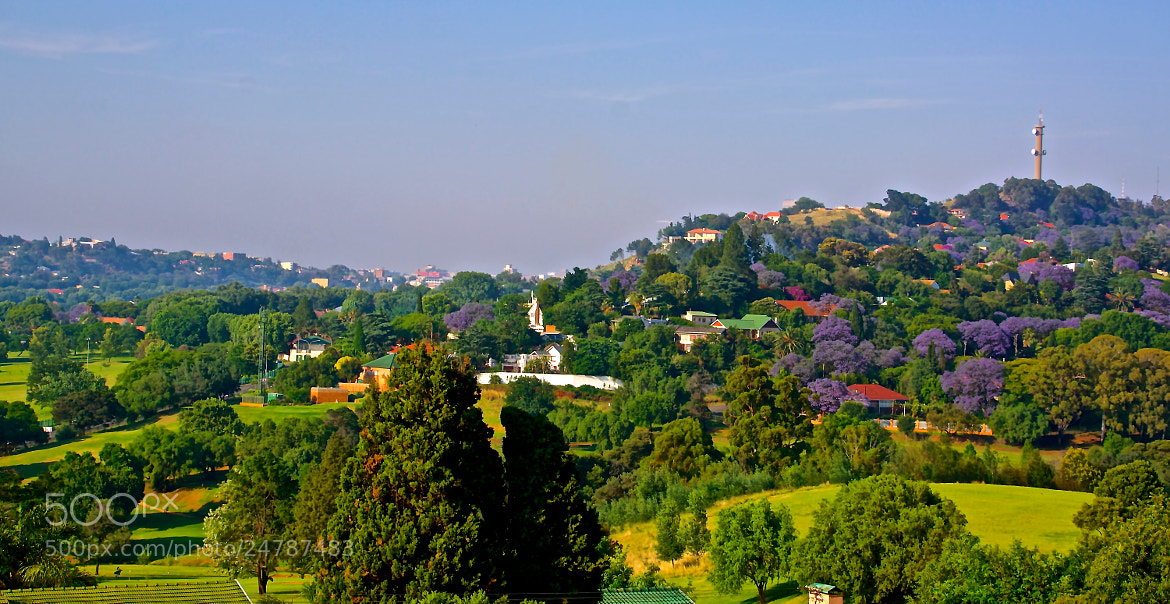 Photograph joburg by Danny du Plessis on 500px