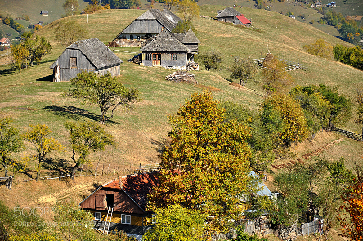 Photograph Rustic houses by Mihaela Floriana Soare on 500px