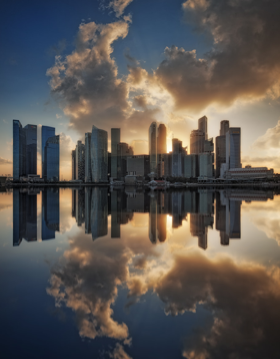 Photograph City of God by Jonathan Danker on 500px