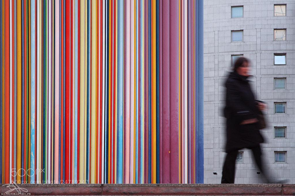 Photograph Jeannette en voit vraiment de toutes les couleurs by Bastien HAJDUK on 500px