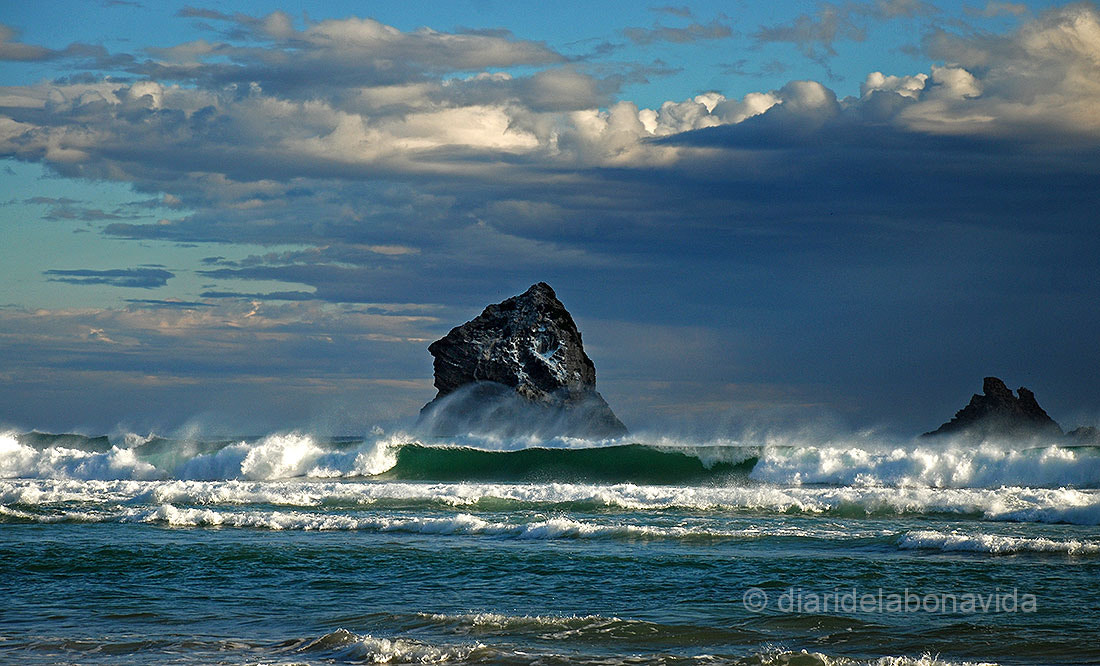 Photograph Sandfly Bay by Manel Puente on 500px