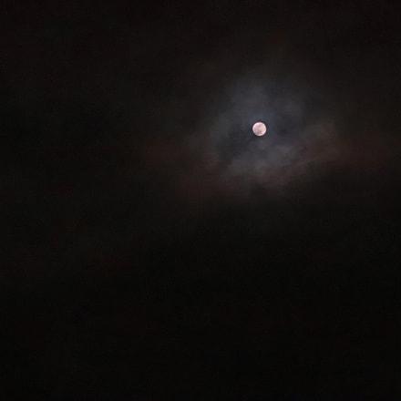 moon, Canon EOS M5