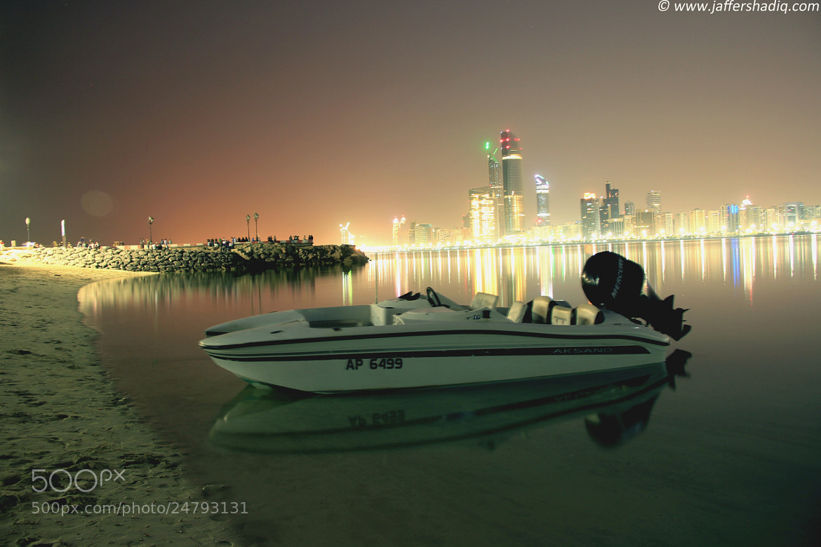 Photograph A night boat by JAffer SHadiq on 500px