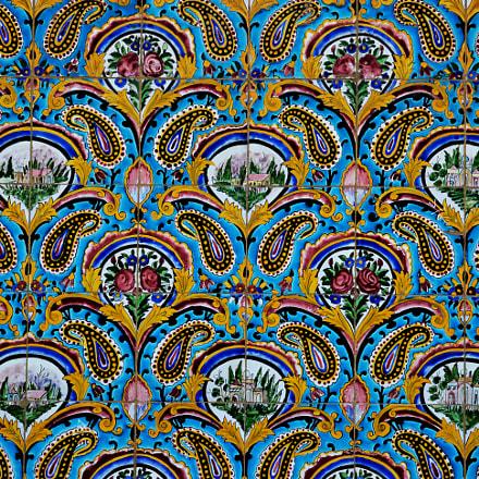 Golestan Palace, Nikon D7100, AF-S Nikkor 24-120mm f/4G ED VR