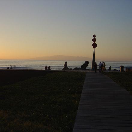 Sur de Tenerife, Sony DSC-P10