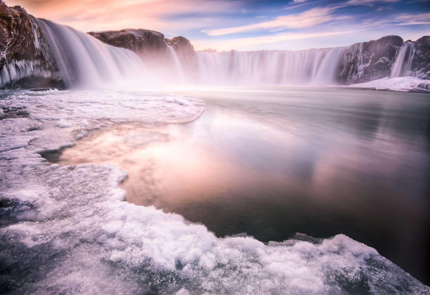 Photograph Waterfall of the Gods by Derek Kind on 500px