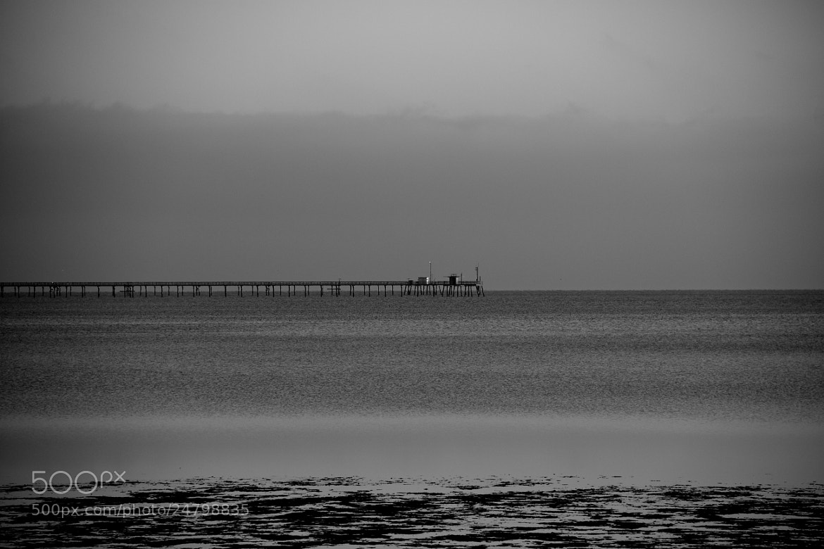 Photograph Lonely Pier by Kerim Karahan on 500px
