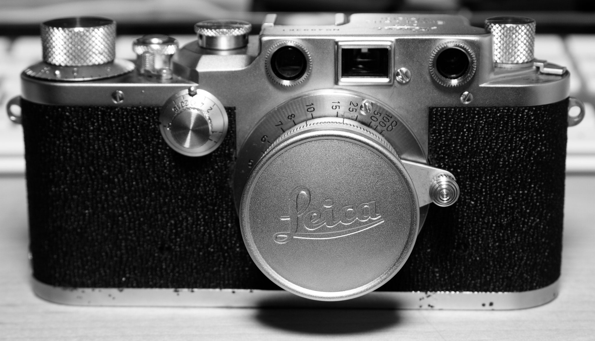 Photograph My Leica 3 1955 by Jeremy Wirth on 500px