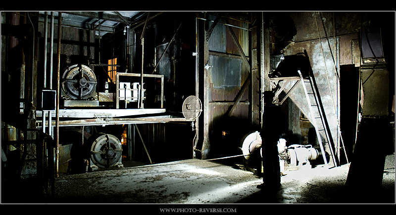 Photograph Inside the factory by Alexander Reverse on 500px