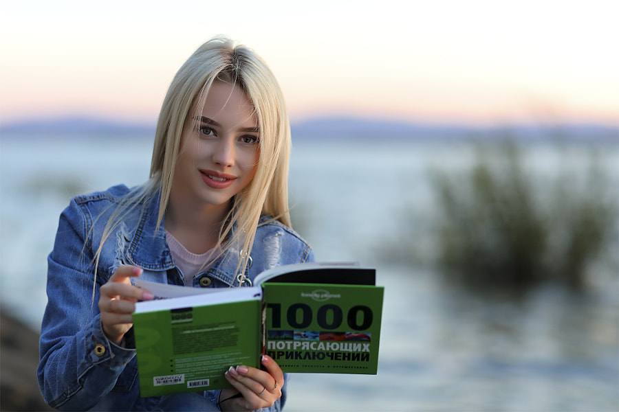 Book dreams of the girl are 1000 adventures!, автор — Сергей К на 500px.com