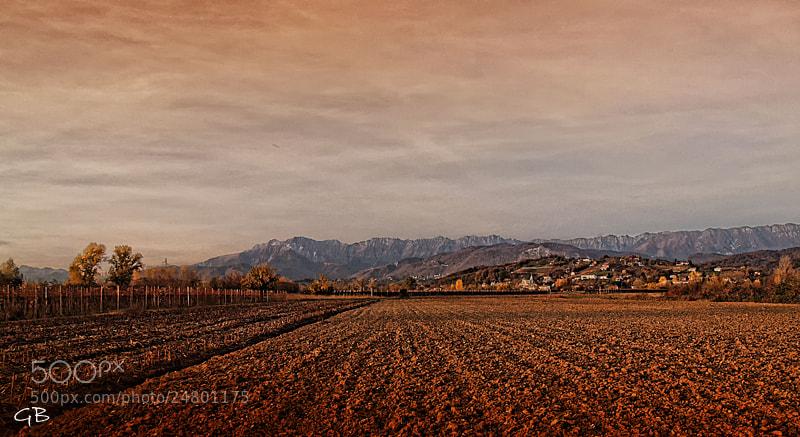 Photograph Autunno a Savorgnano by lapococa on 500px