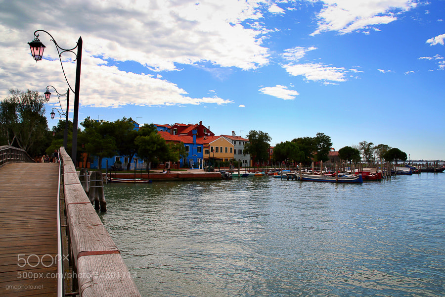 Photograph Burano I by Gonçalo M Catarino on 500px