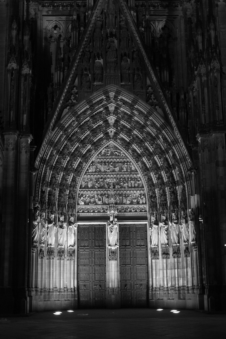 Photograph Cologne Cathedral by David Hellmann on 500px