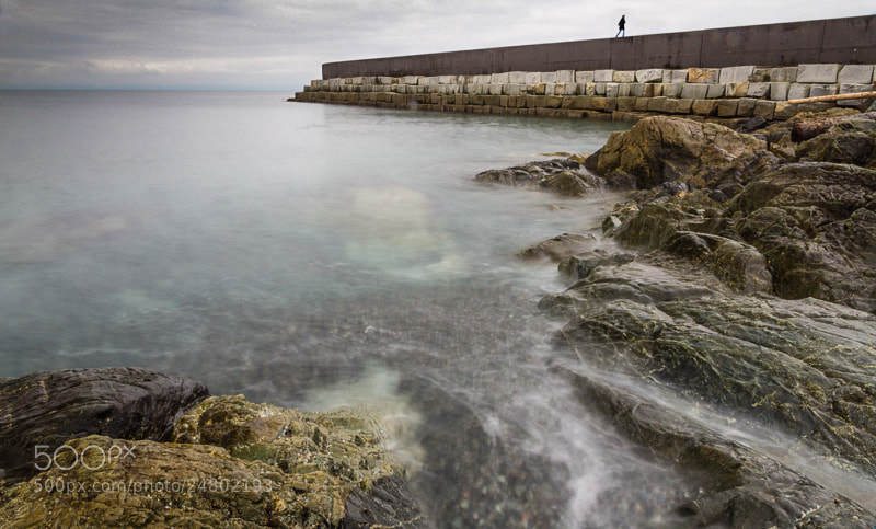 Photograph the breakwater at ogden point by Eileen Seto on 500px