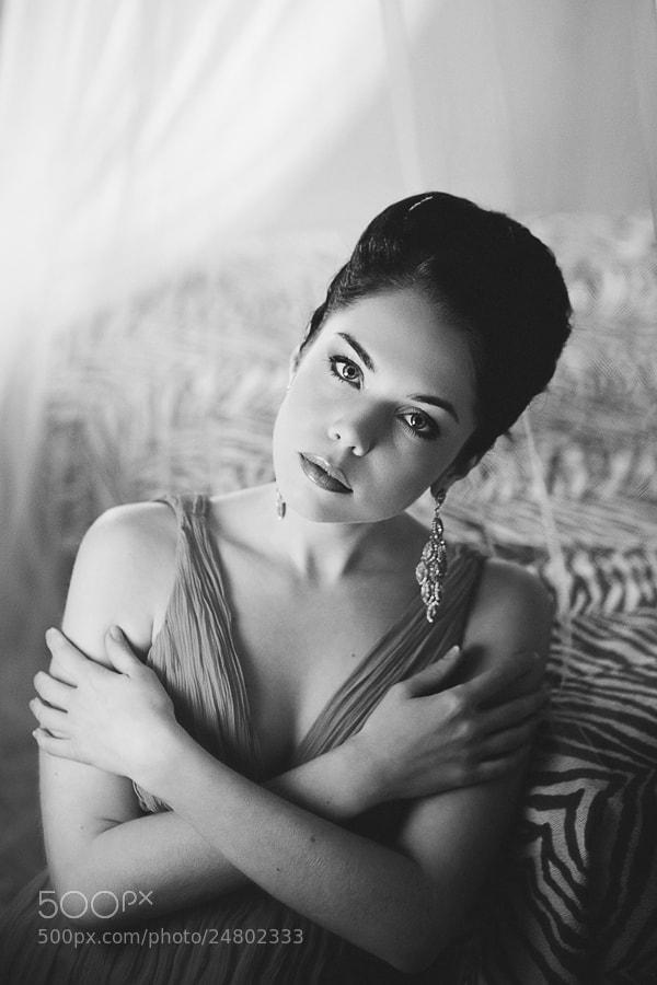 Photograph Tanya by Olesya Gulyaeva on 500px