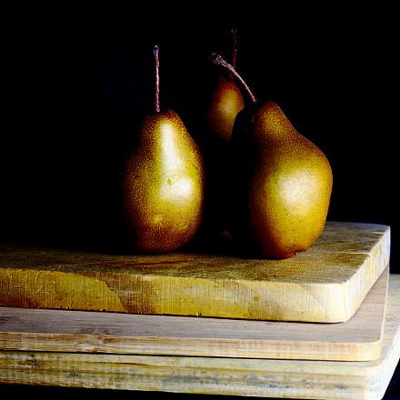 Pickled Pears, Samsung NX300