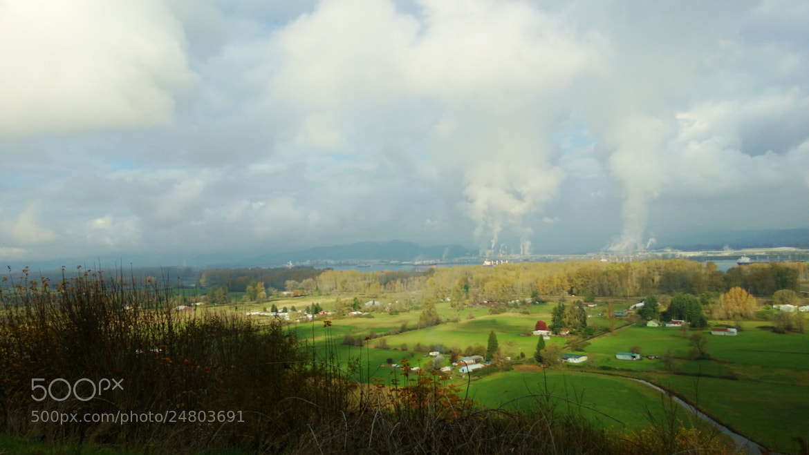 Photograph sawmill papermill cloud creators by SalsaKarma on 500px