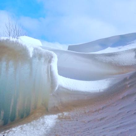 Snow world, Sony DSC-WX200