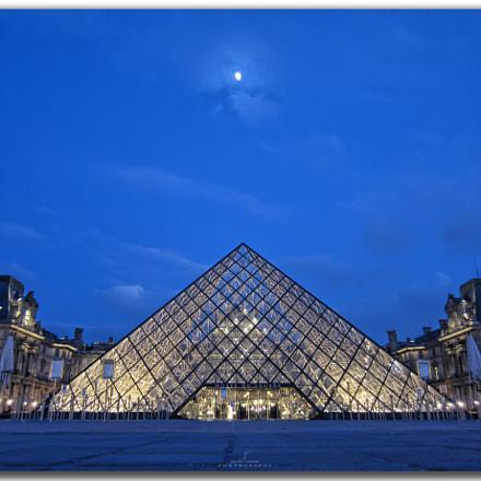 Musee du Louvre, Canon IXUS 220HS