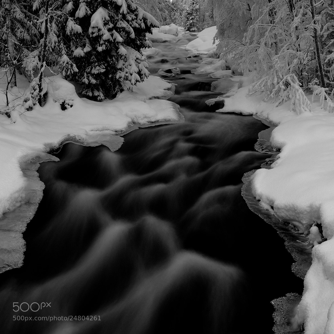 Photograph Black water by erik lind on 500px