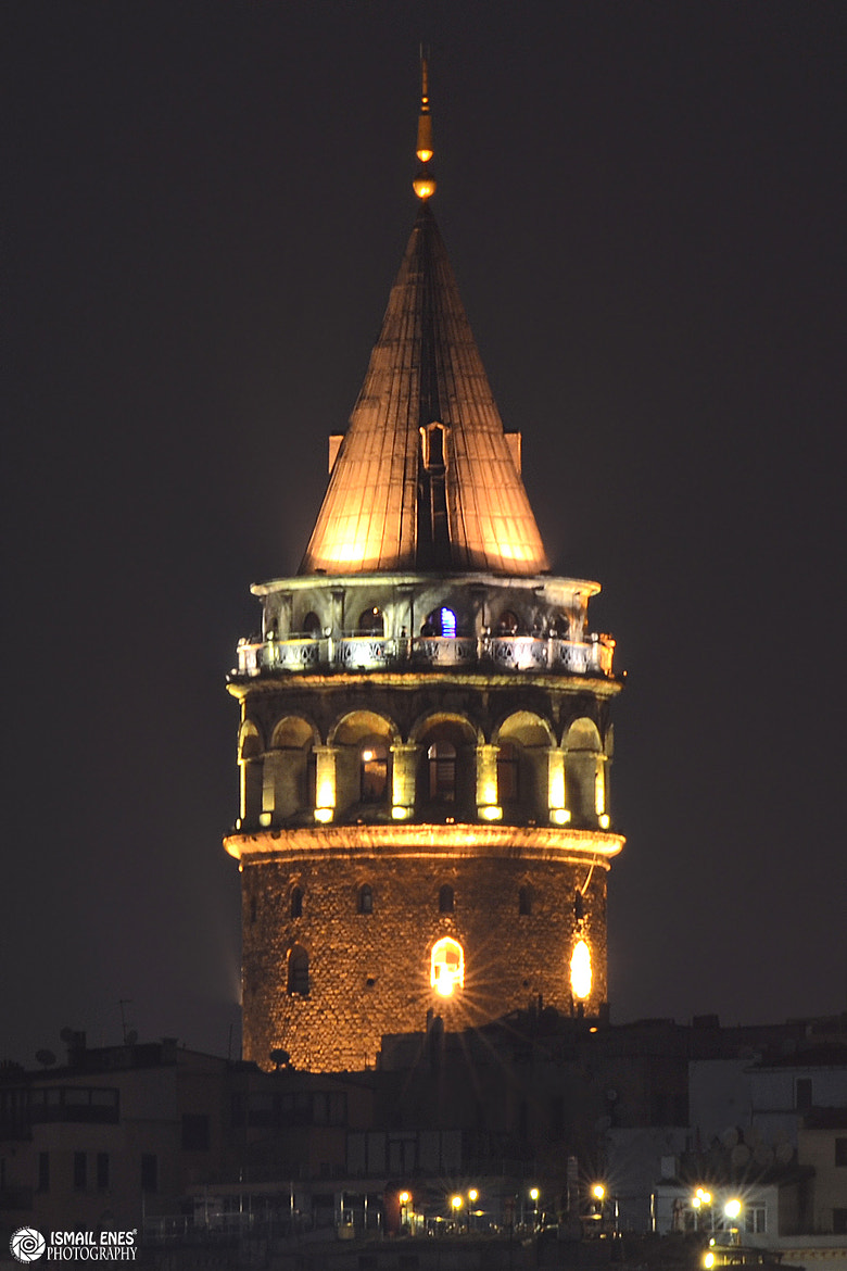 Photograph Galata Tower by İsmail Enes Kahraman on 500px