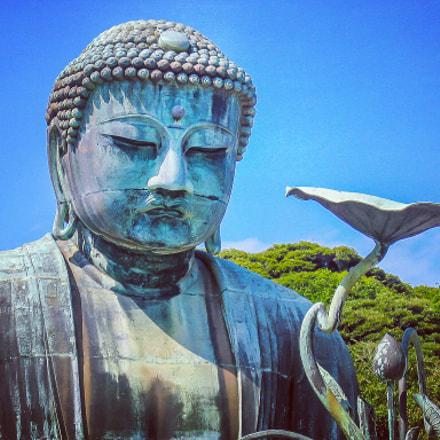 Big Buddha, Canon POWERSHOT S410