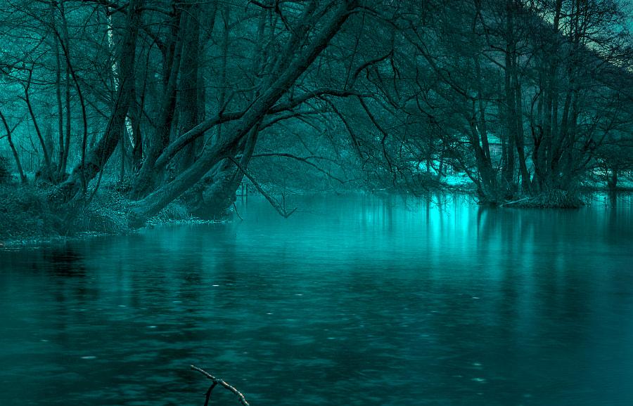 River, автор — Mevludin Sejmenovic на 500px.com