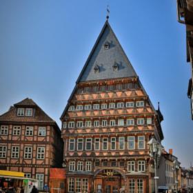 Knochenhauer Amtshaus zu Hildesheim