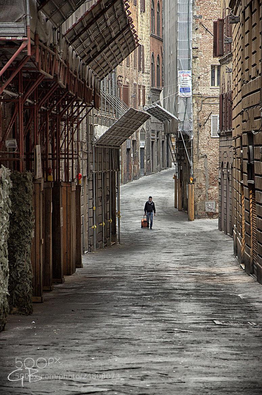 Photograph Solo (alone) by lapococa on 500px